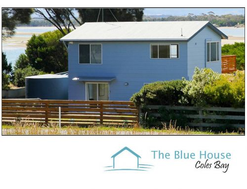 The Blue House Coles Bay Coles Bay