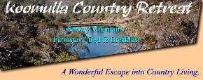 Koomulla Country Retreat - Accommodation 4U